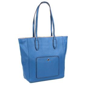 Сумка женская искусственная кожа DJ-5213-1-BLUE,    1отд,    синий SALE