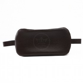 Футляр для ключей-FNX-КЛВ-104 натуральная кожа коричневый флотер фантазия   (4172)